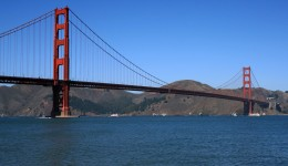 Spectacular Golden Gate Bridge Views!